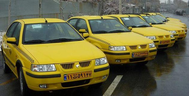 افزایش 10 درصدی نرخ کرایه تاکسی و سرویس مدارس در سال 96