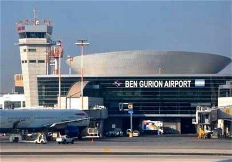 فرودگاه بنگوریون تعطیل شد