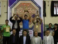 کردستان بر سکوی نخست رقابت های زورخانه ای قرار گرفت