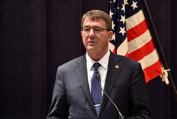 وزیر دفاع آمریکا وارد افغانستان شد
