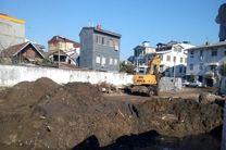 آغاز عملیات ساخت هنرستان فاطمیه در شهرستان لنگرود