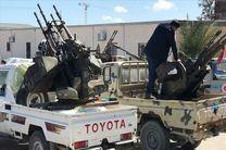 اتحادیه اروپا فقط از راه حل صلح آمیز در لیبی حمایت می کند