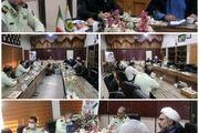 سرپرست مخابرات منطقه اصفهان با فرمانده نیروی انتظامی استان اصفهان دیدار کرد