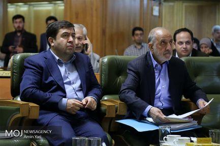 هفتاد و یکمین جلسه شورای اسلامی شهر تهران