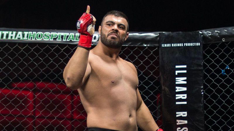 برد امیر علی اکبری مقابل دنیل امیلیان چنکو/پیروزی شیر ایران مقابل خرس لهستان