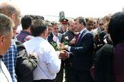 سفیر جدید افغانستان در ایران وارد تهران شد