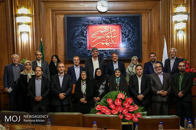 درخواست دیدار مدیران شهری پایتخت با مقام معظم رهبری