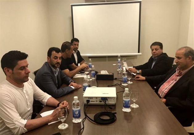 تاج: با تیم ملی عراق در روز فیفا بازی میکنیم