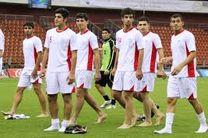اعلام برنامه بازیهای تیم ملی جوانان در چین