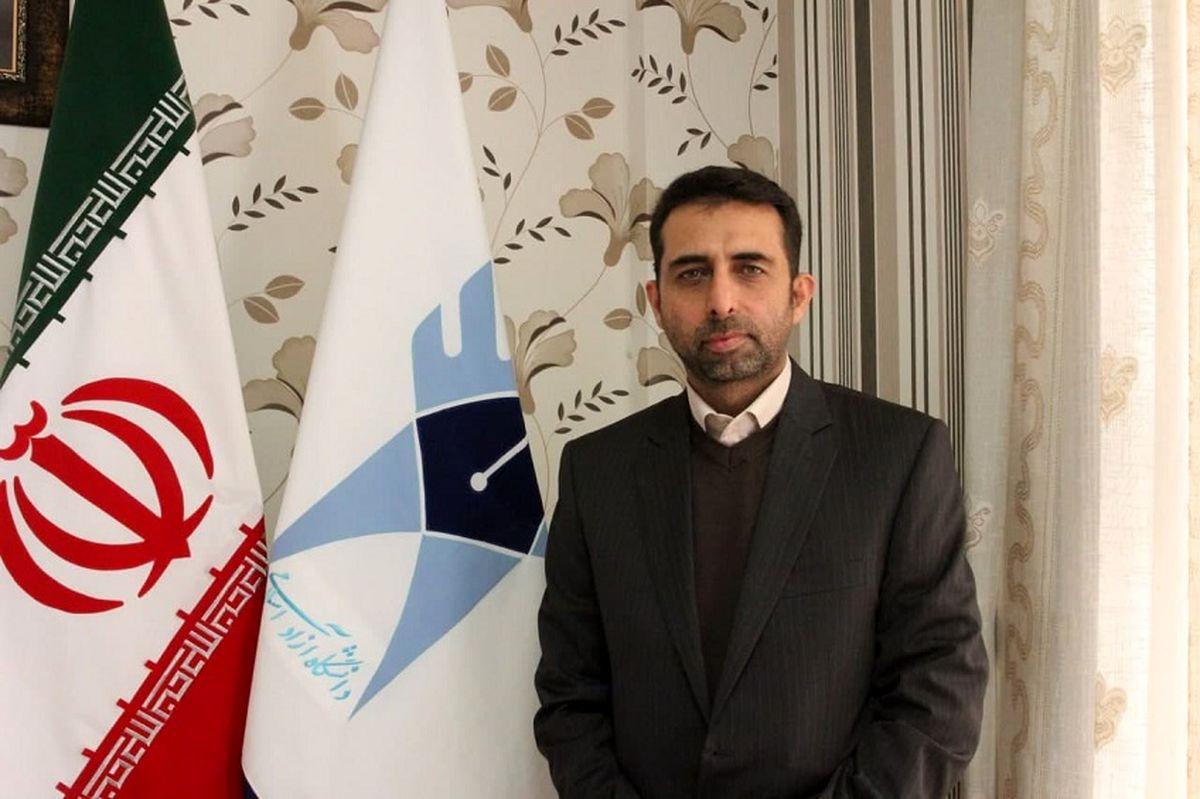 وحید برادران رئیس دانشکده مدیریت دانشگاه آزاد اسلامی واحد تهران شمال شد