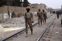 انفجار بمب در یک قطار در پاکستان