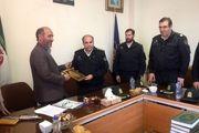 تفاهم نامه همکاری کمیته امداد و نیروی انتظامی اردبیل