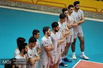 ساعت بازی والیبال ایران و روسیه اعلام شد