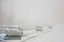 جدیدترین وضعیت جوی و ترافیکی جاده ها در ۲۲ آذر اعلام شد