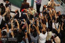 گزارش خبرنگار بلومبرگ از حضور گسترده مردم در انتخابات