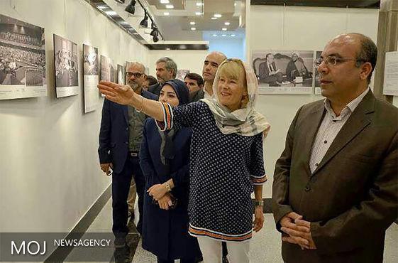 نمایشگاه اسناد تاریخی سازمان ملل متحد در خرمآباد افتتاح شد