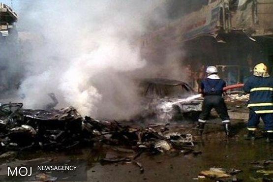 انفجار در کاظمین عراق