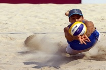 بندرعباس میزبان مسابقات تور جهانی سه ستاره والیبال ساحلی شد