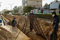 خسارت 10 میلیارد ریالی شرکت گاز هرمزگان به شبکه توزیع آب