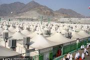 محدودیت فضای اسکان در منا و عرفات فقط مربوط به حجاج ایرانی نیست