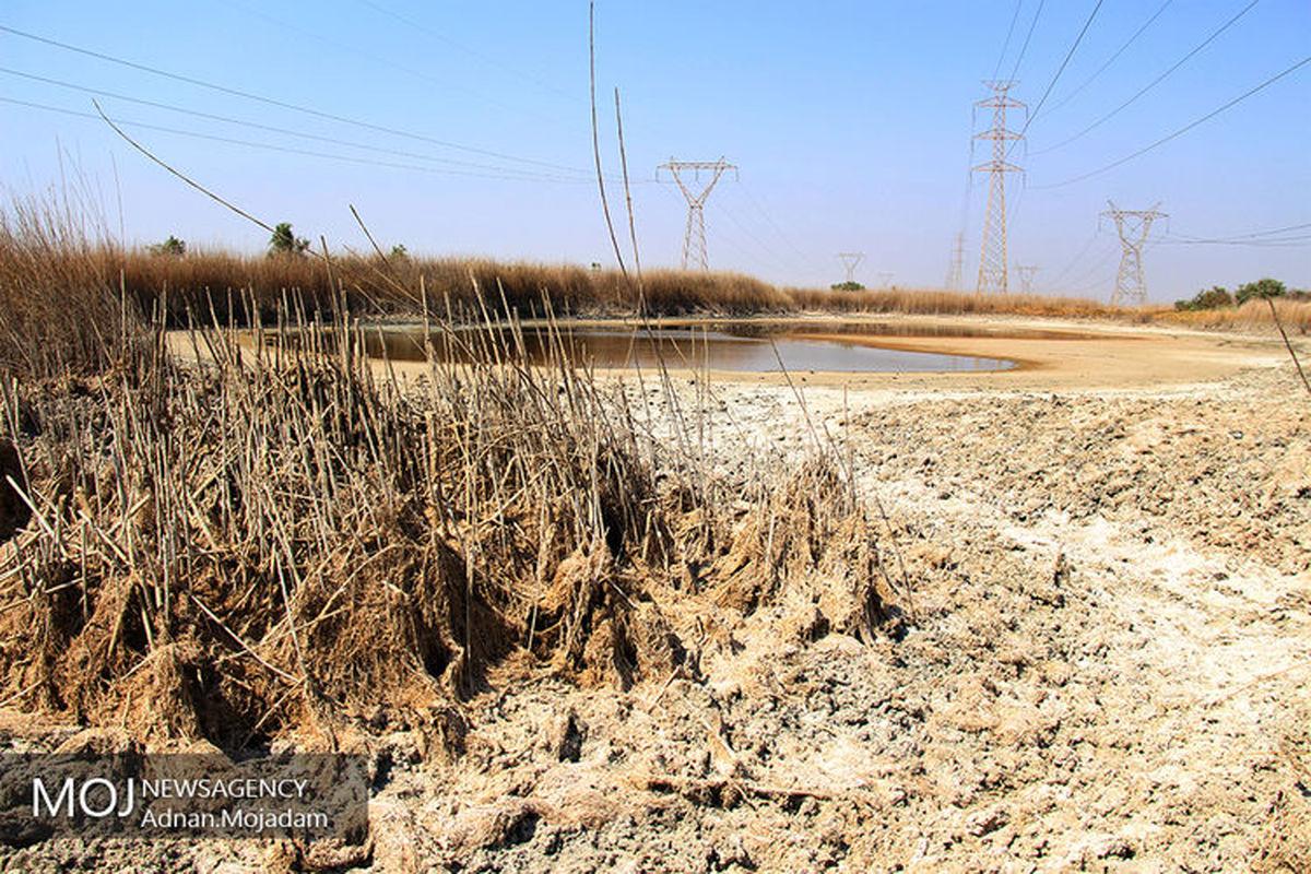 سال آبی ۱۴۰۰-۱۳۹۹ یکی از بدترین سالهای آبی در ایران بوده است