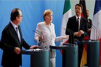 سران اروپا دیپلماسی احتیاط را در قبال لندن پیشه کردند