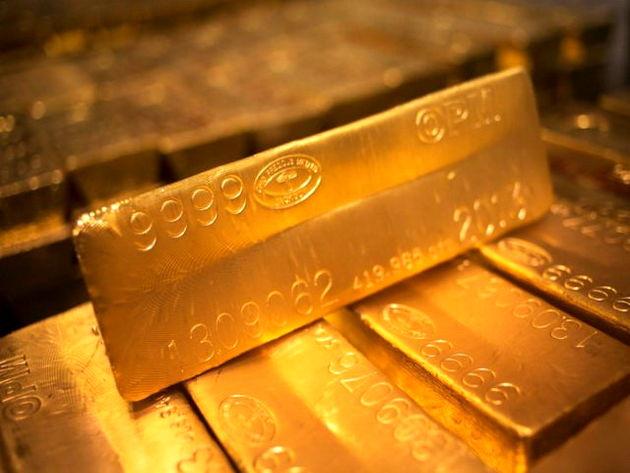 طلای جهانی بالای ۱۲۵۰ دلار ماند