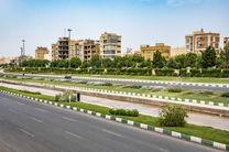 دیواره سبز بلوار شهید سلیمانی در سال ۱۴۰۰ تکمیل میشود