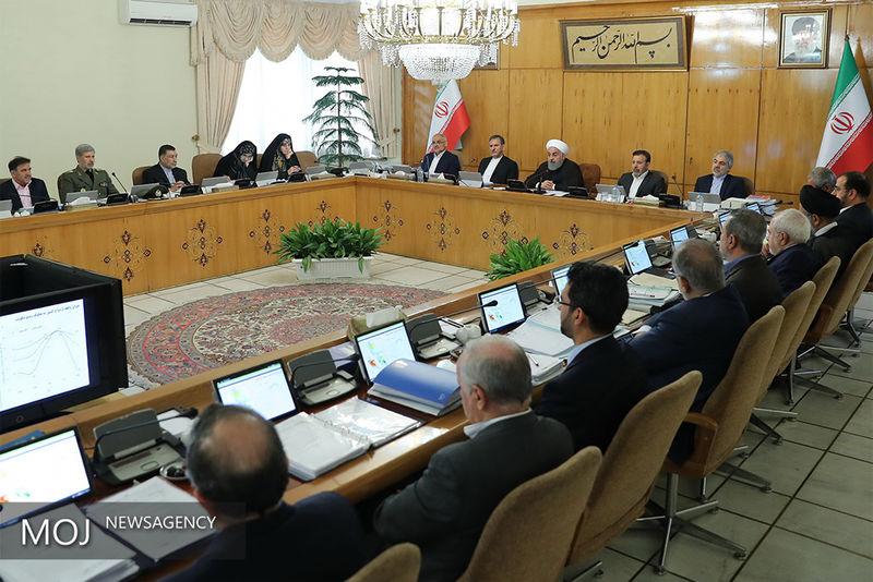 جلسه بررسی آخرین وضعیت بازار ارز به ریاست روحانی آغاز شد