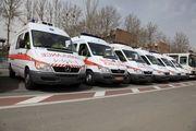 کاهش 50 درصدی ماموریت های کرونایی اورژانس تهران