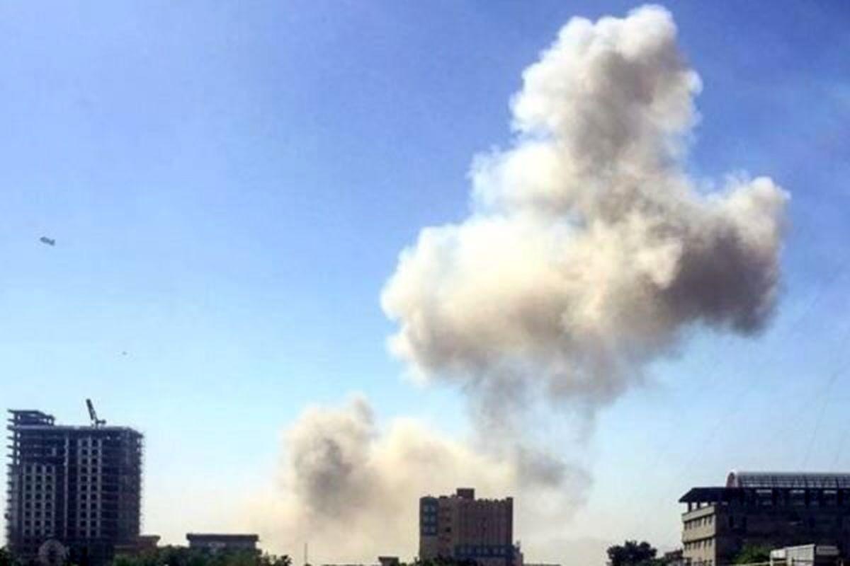 اصابت ۱۰ راکت به کابل/ یک غیر نظامی کشته شد