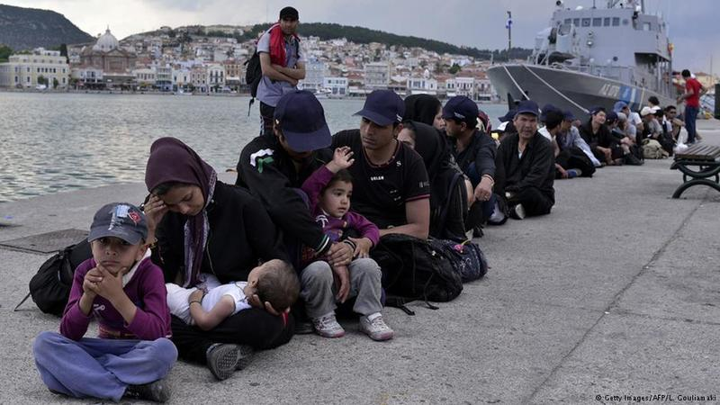 تعدادی از پناهجویان افغانستانی مستقر در آلمان به کابل منتقل شدند