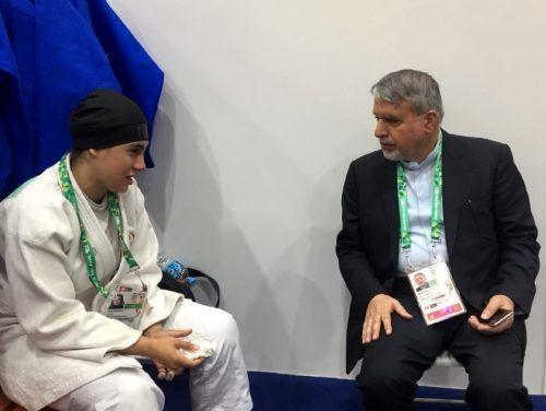 پرچمدار ایران در مراسم اختتامیه المپیک جوانان مشخص شد
