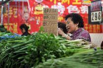 نرخ تورم چین همزمان با شیوع گسترده کرونا افزایش یافت