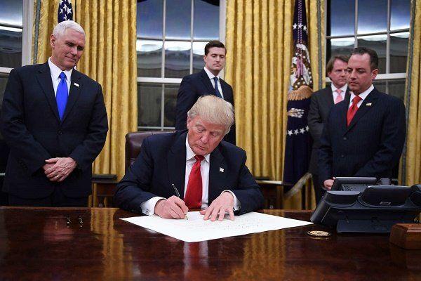 ترامپ در سفرش به ریاض «ناتوی عربی» تشکیل میدهد