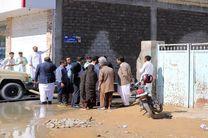 تخلیه آب خانه های کنارک درسیستان و بلوچستان توسط نیروهای امدادی شهرداری اصفهان