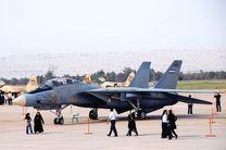 جنگندههای اف ۱۴ همچنان به خوبی پرواز میکنند