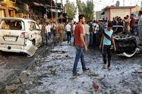۱۲ کشته و زخمی بر اثر وقوع انفجار تروریستی در شمال «بغداد»