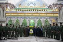 تجدید میثاق فرماندهان و کارکنان ارتش با آرمان های امام (ره)