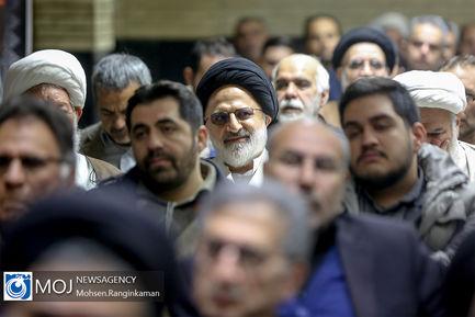 ختم آیت الله میرمحمدی نماینده فقید مجلس خبرگان رهبری