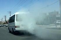 خودروهای فاقد معاینه فنی، مقصران اصلی آلودگی هوا در کلانشهرها می باشند