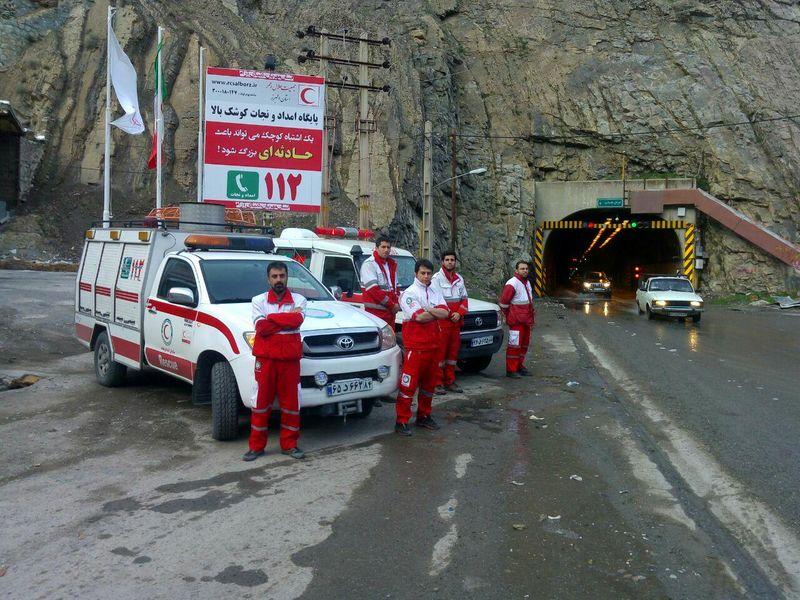اجرای طرح ویژه زمستانی امداد و نجات در البرز