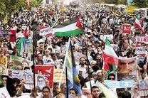 آغاز راهپیمایی روز قدس / طنین شعارهای ضدصهیونیستی در تهران و سراسر کشور