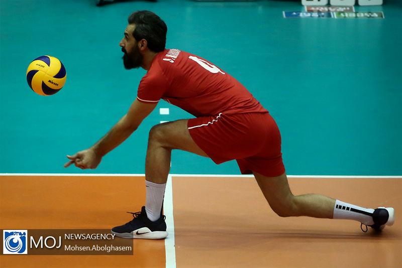 گزارش بازی والیبال ایران و استرالیا/ ایران 3   استرالیا 1