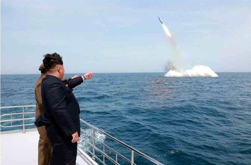 پیونگ یانگ برای آزمایش موشکی بعدی آماده می شود