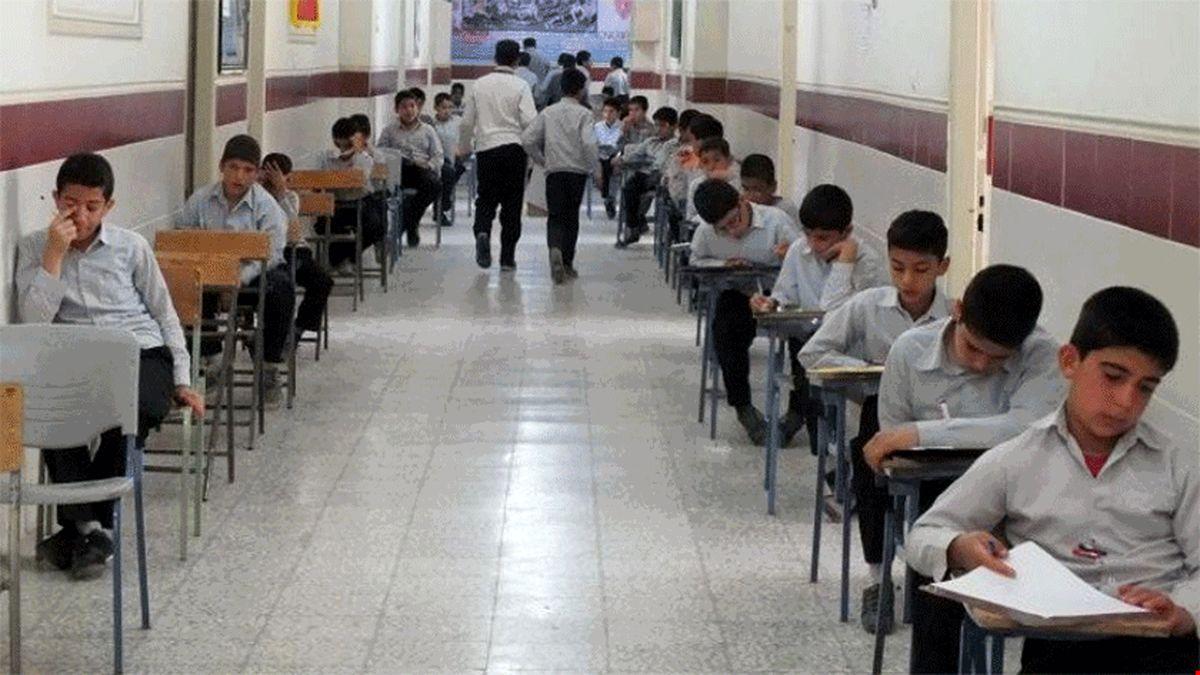 چند روز مانده به برگزاری امتحانات نهایی، والدین و دانش آموزان همچنان سردرگم در برگزاری حضوری یا غیرحضوری!