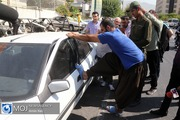 تعقیب برون مرزی خودروهای سرقتی توسط پلیس