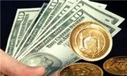 کاهش قیمت سکه و دلار در بازار آزاد