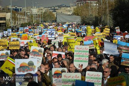 راهپیمایی+نمازگزاران+تهرانی