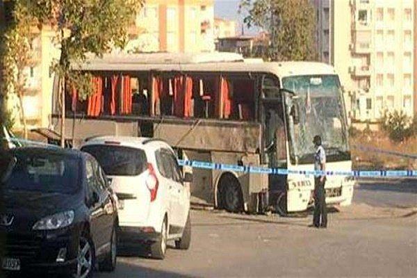 انفجار در ازمیر ترکیه 8 زخمی بر جا گذاشت